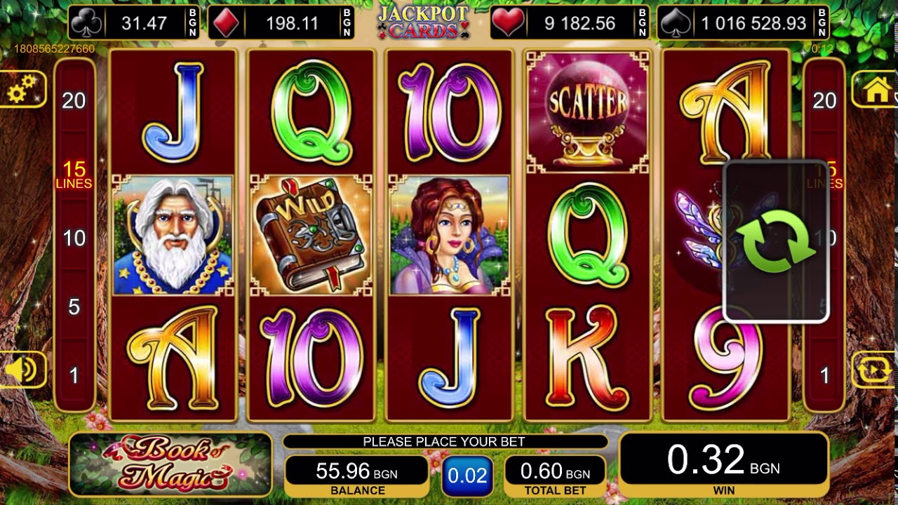 Rtp games book of magic egt casino slots mania deposit