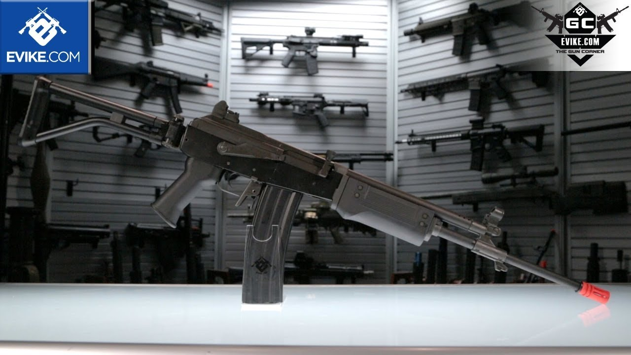 King Arms Full Metal EBB IWI Galil AEG Rifle - [The Gun Corner] - Airsoft  Evike com