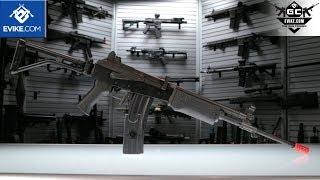 King Arms Full Metal EBB IWI Galil AEG Rifle - [The Gun Corner] - Airsoft Evike.com