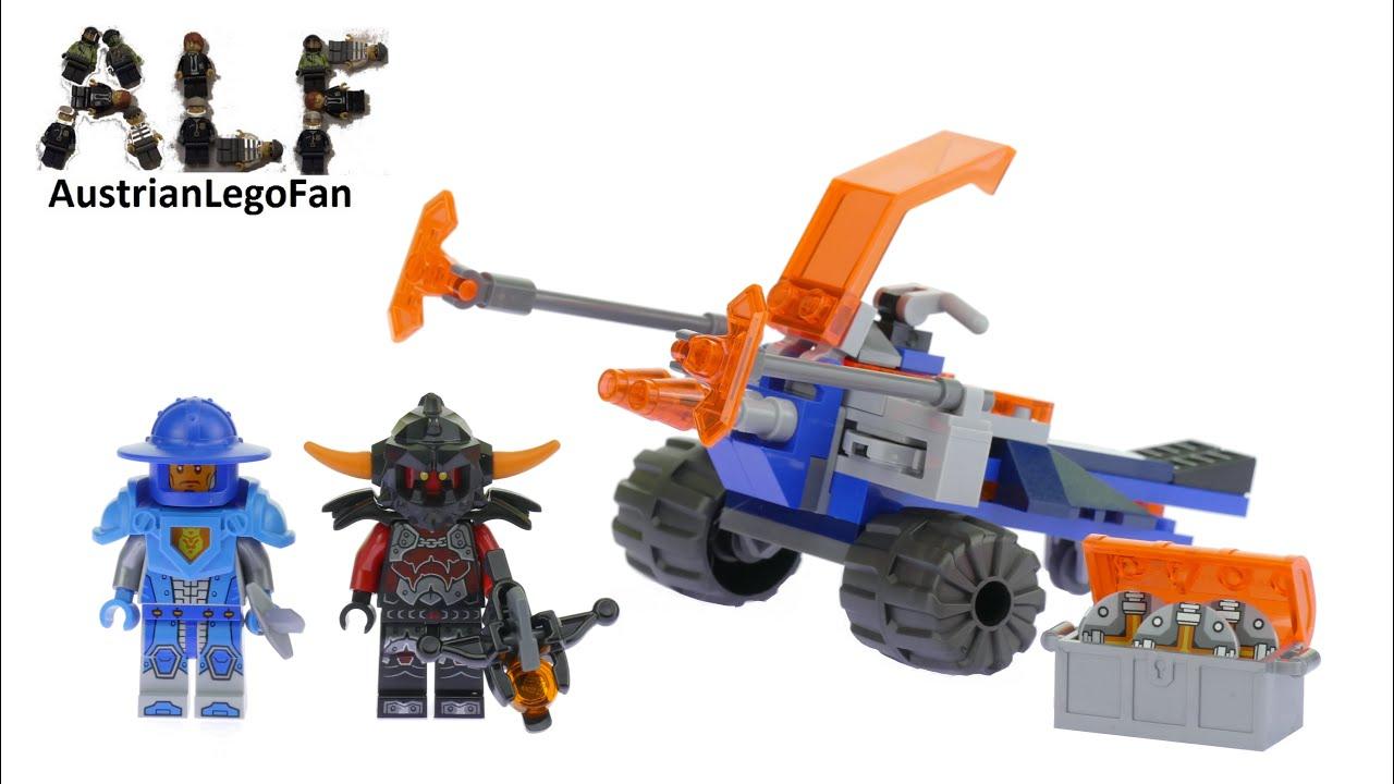 Lego® Nexo Knights Zubehör 1x Schwert in blau Neu