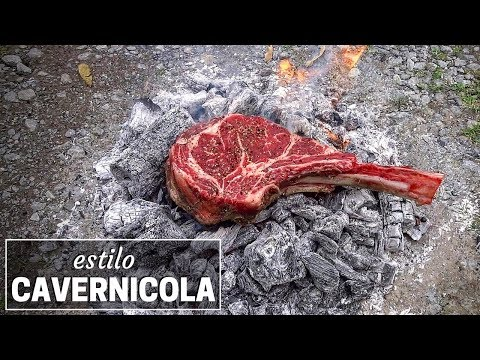 Carne Asada estilo Cavernícola | La Capital