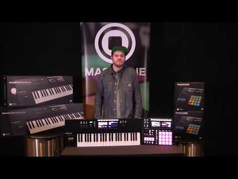 NEW Native Instruments: Maschine Mk3 & Komplete Kontrol Mk2 Keyboard