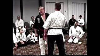 George Dillman/Dillman Karate International/Defense for a Choke