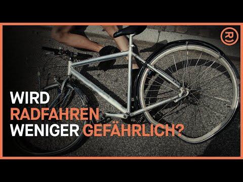 Fahrradfahren In Der Stadt: Wie Kann Man Radfahrer Besser Schützen?