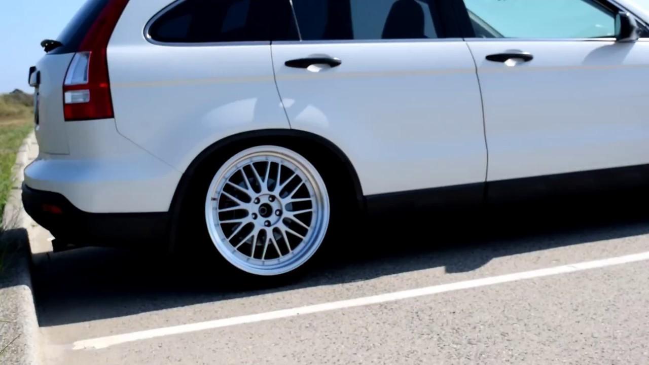 Honda Hrv Vs Crv >> Lowered CRV - YouTube