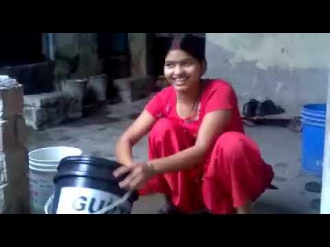 Uska Bazar Siddharth Nagar Bhojpuri video song Golu Nishad(2)