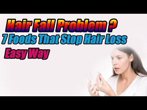 7 Foods That Stop Hair Loss- Top 7 Foods To Prevent Hair Loss from YouTube · Duration:  3 minutes 36 seconds