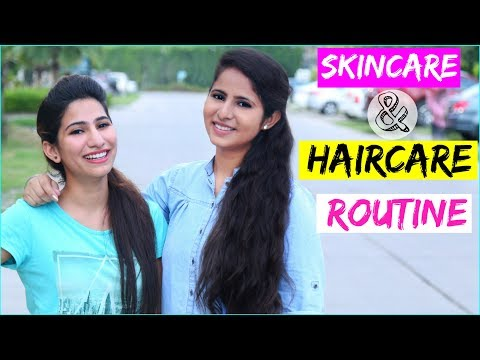 Best Skincare & Haircare Routine | Get Soft, Silky, Long Hair & Healthy Clear Skin | Anaysa