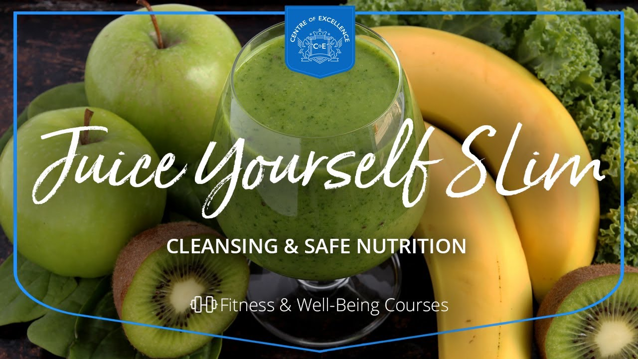 Juice yourself slim juicing diploma course youtube juice yourself slim juicing diploma course solutioingenieria Gallery