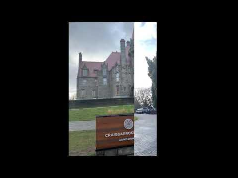 Craigdarrock Castle Victoria, BC Canada
