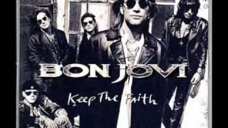 Bon Jovi - Dry County (Milton Keynes 1993) - Rare