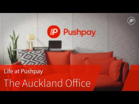 Life at Pushpay  - Auckland office