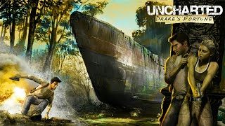 LIVESTREAM - UNCHARTED COLLECTION - DRAKE FORTUNE - PARTE 2