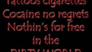 Dirty World by Dope (Lyrics)