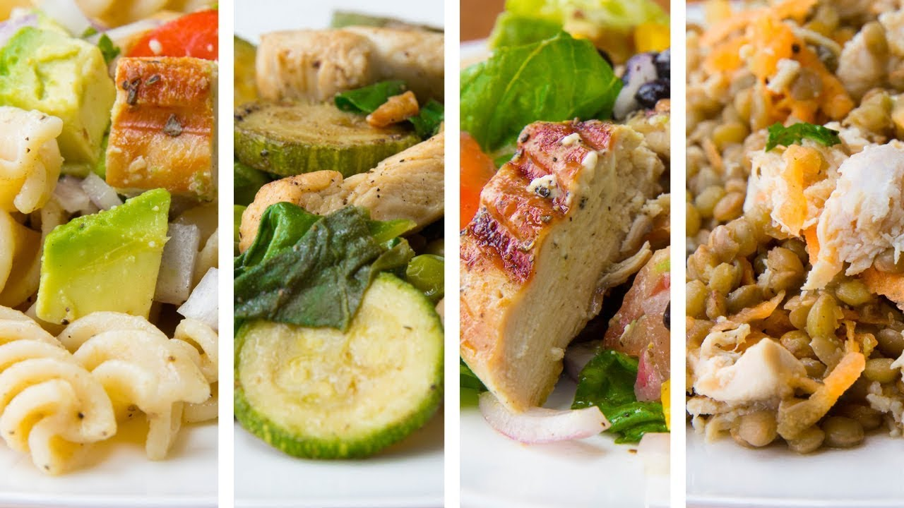 4 Healthy Lunch Ideas For Weight Loss
