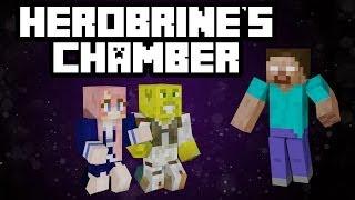 Herobrine's Chamber with Smallishbeans | Minecraft Mini-game