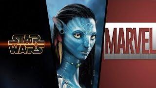 Даты Премьер Аватара 2,3,4,5; Новых Фильмов Марвел и Звёздных Войн | Дисней/Марвел 2019 - 2027