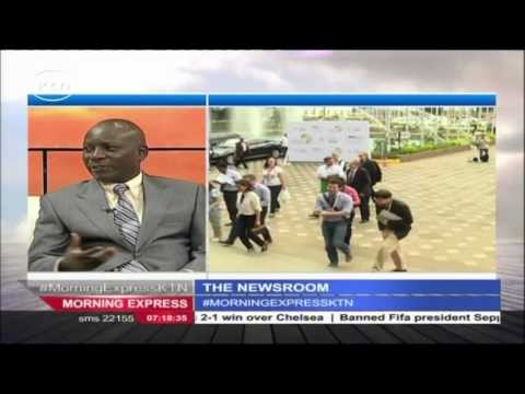 The Newsroom: Media coverage of World Trade Organization in Nairobi