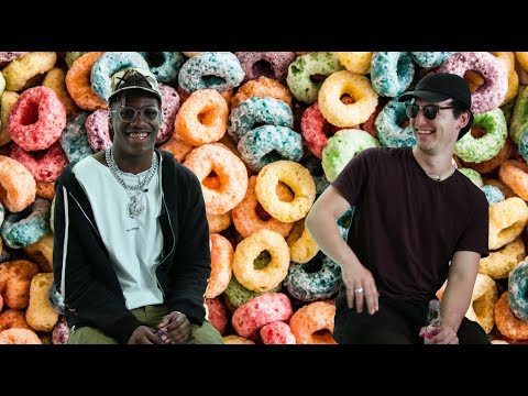 Joji and Lil Yachty Have Curious Conversations