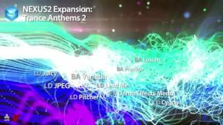 Baixar Nexus2 Expansion: Trance Anthems 2