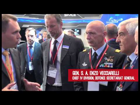 Finmeccanica at FIA 2014 - Day 1 Highlights