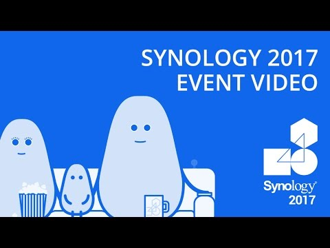 Synology 2017 Global Event Introduction Video