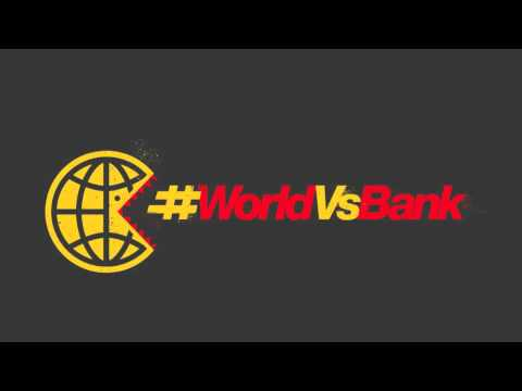 #WorldVsBank Interview on Ghetto Radio, Nairobi, Kenya 10th October 2014