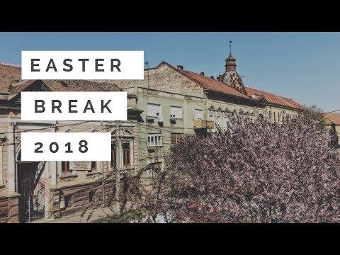 VLOG 1: MY EASTER HOLIDAY (Romania, Satu Mare)