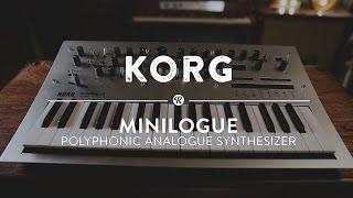 Video: Sintetizzatore Korg Minilogue