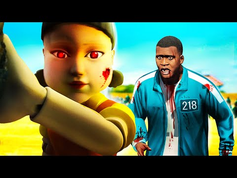 SQUID GAME in GTA 5! thumbnail