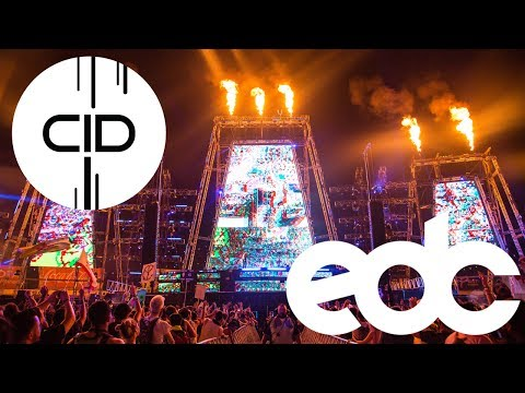 CID - LIVE from Electric Daisy Carnival Las Vegas 2017