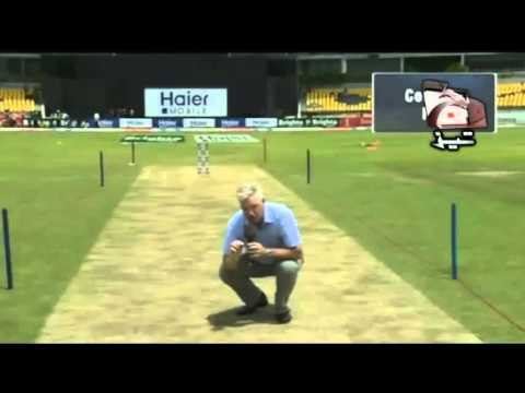 Pak v SL Pitch Tezabi totay down by  A S thumbnail