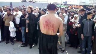Chehlum Jaloos Imam Hussain a.s at Syeda Zainab s.a Sham 1430/2009 Part 2
