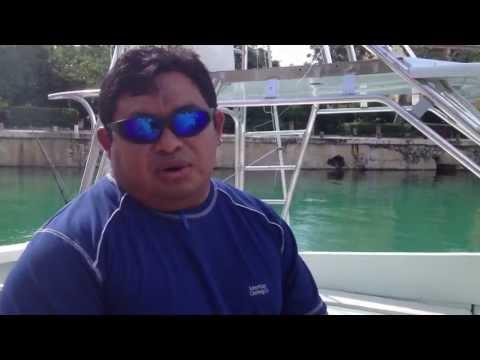 Deep Sea Fishing In Puerto Aventuras