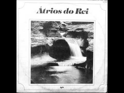 Atrios Do Rei (1988) - Asaph Borba E Ministerio Life (Albun Completo)