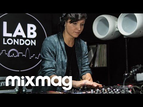 MAGDA minimal techno set in The Lab LDN