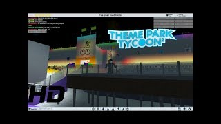 ROBLOX Theme Park Tycoon 2: It's a Small World Holiday 2017 Full Ride POV Version 3 (HD)