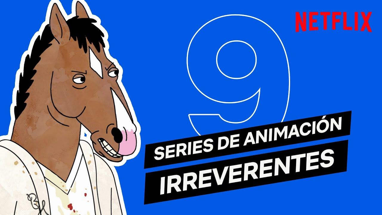 9 series de animación irreverentes | Netflix España