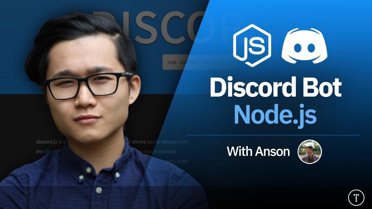 Create a Discord Bot With Node.js