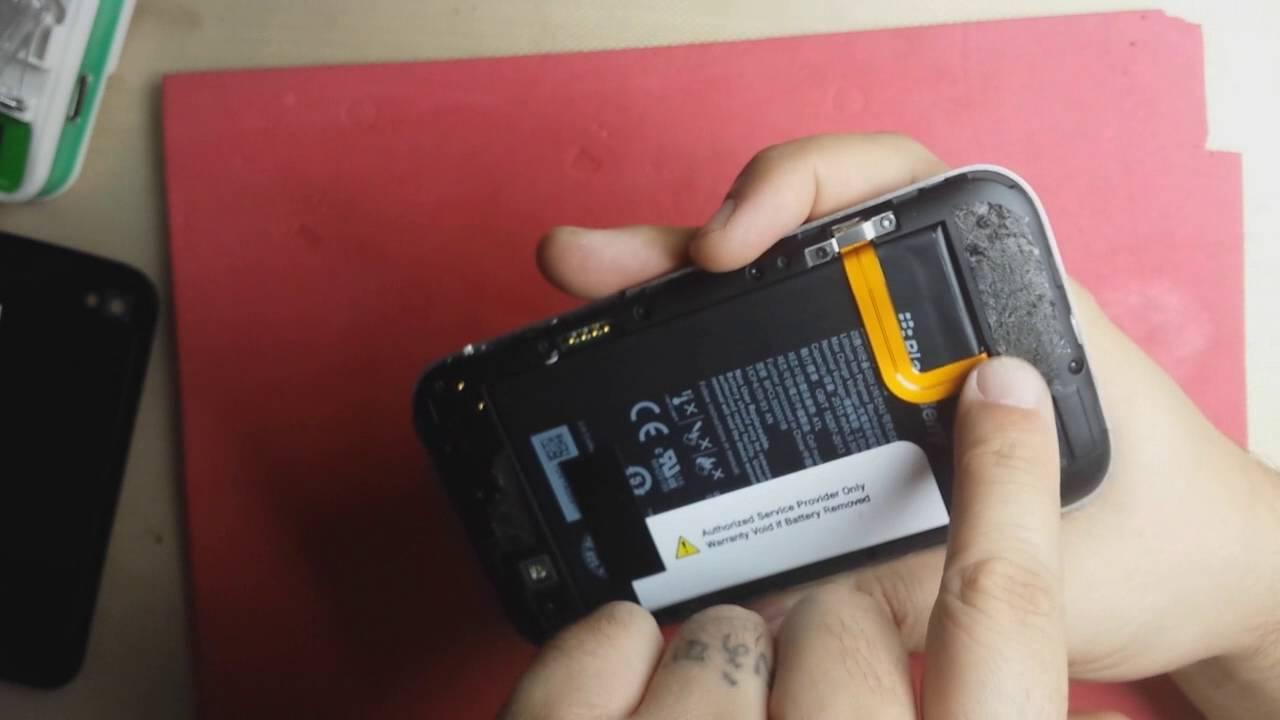 Como Abrir La Nueva Blackberry Classic