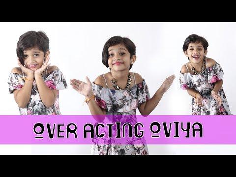 Kutty Oviya About Her Future Plans   Cute Expressions   Kutty Oviya   Cinema Vikatan