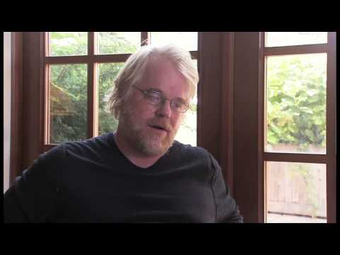 Philip Seymour Hoffman on actor John CazaleOscilloscope Laboratories