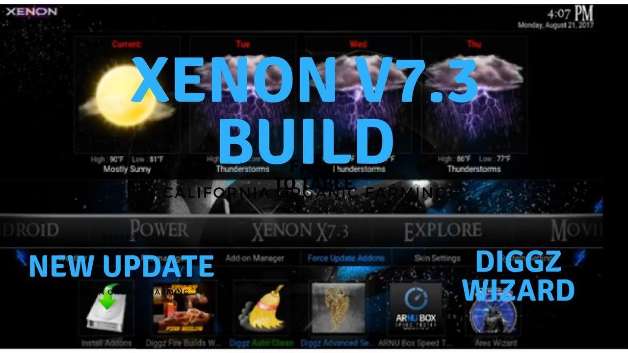 Diggz repo   Xenon Xstream Diggz Best and Improved Kodi
