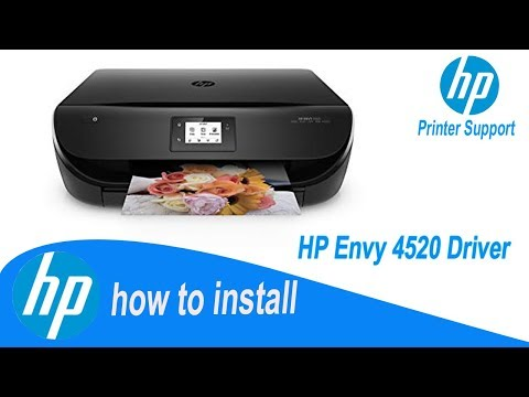 HP Envy 4520 Driver, Installation Guide Quick D0WNL0AD