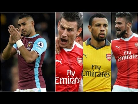 Hey Arsene Payet Wants OUT! Plus Key Arsenal Players Pen New Deals | AFTV Transfer Daily