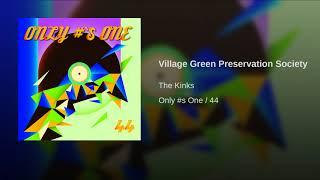 Village Green Preservation Society