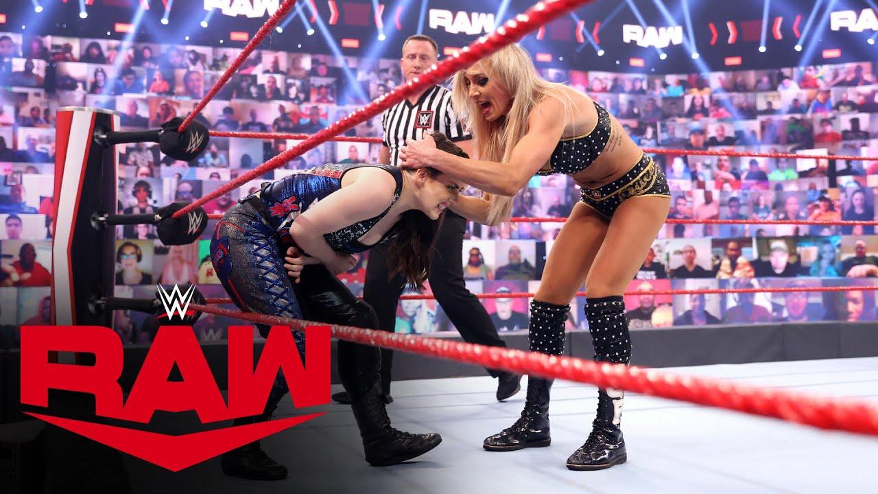 Download Nikki Cross vs. Charlotte Flair – Beat the Clock Challenge: Raw, May 31, 2021