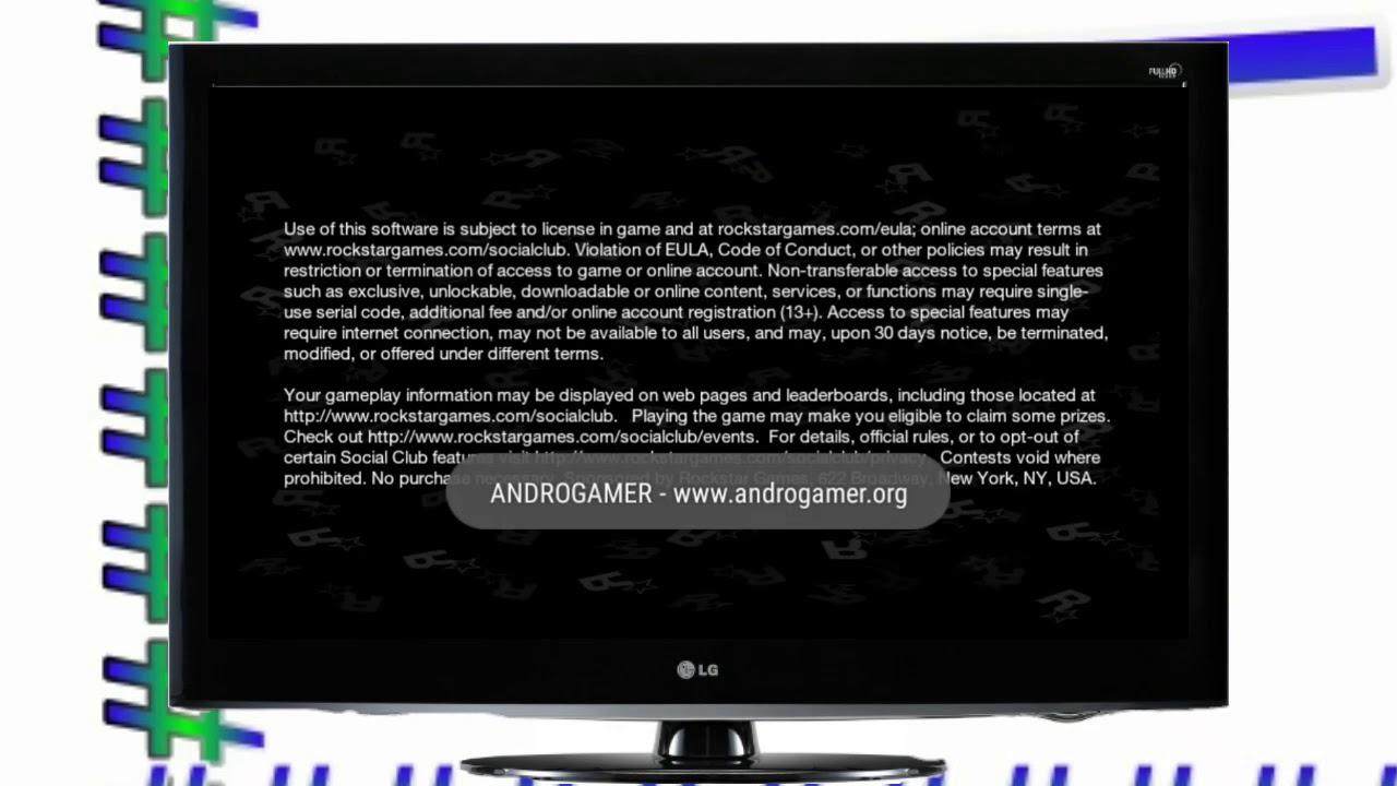 Saiuu Gta San Andreas Apk Data 200mb Para Gpu Mali Youtube