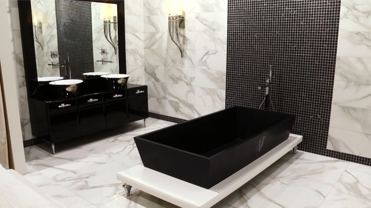 tendances carrelage le marbre cersaie 2013 bologne italie youtube. Black Bedroom Furniture Sets. Home Design Ideas