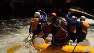 Farmlands Rafting on the White Salmon River with Wet Planet Whitewater